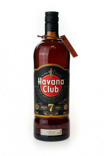 Havana Club Anejo 7 Jahre Rum - 1 Liter 40% vol