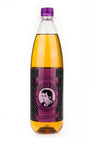 Thomas Henry Ginger Ale - 1 Liter