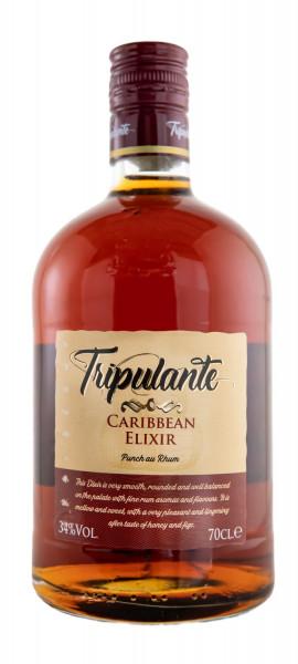 Tripulante Caribbean Elixir Rumlikör - 0,7L 34% vol