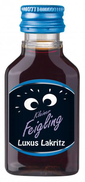 Kleiner Feigling Luxus Lakritz Likör PET-Flasche - 0,02L 20% vol