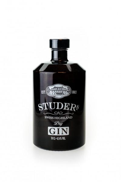 Studer Dry Gin - 0,7L 42,4% vol