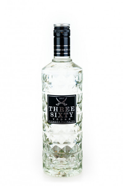 Three Sixty Vodka - 0,7L 37,5% vol