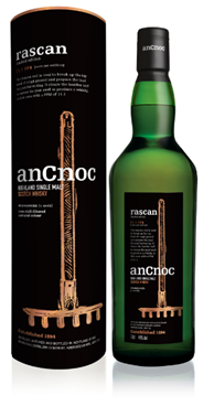 An Cnoc anCnoc Rascan Peated Single Malt Scotch Whisky - 0,7L 46% vol