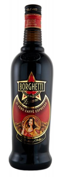 Borghetti Caffè Espresso Liquore - 0,7L 25% vol
