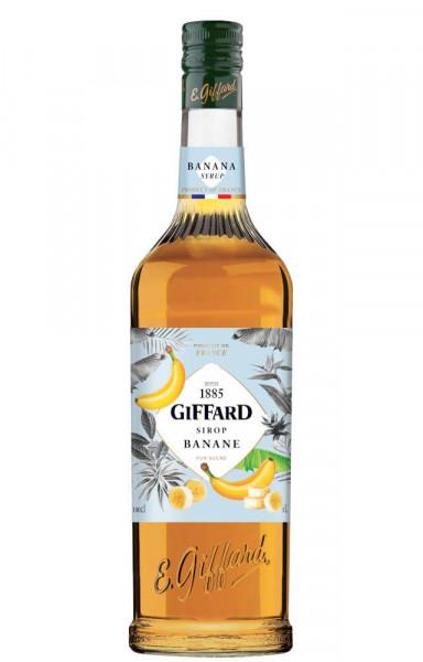 Giffard Bananen Sirup - 1 Liter