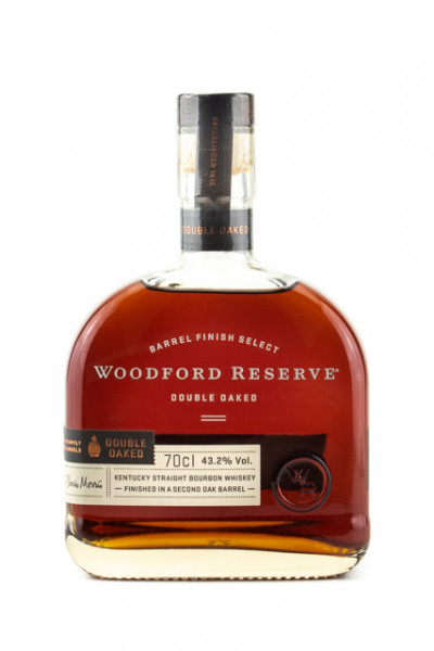 Woodford Reserve Doubled Oaked Kentucky Straight Bourbon Whiskey - 0,7L 43,2% vol