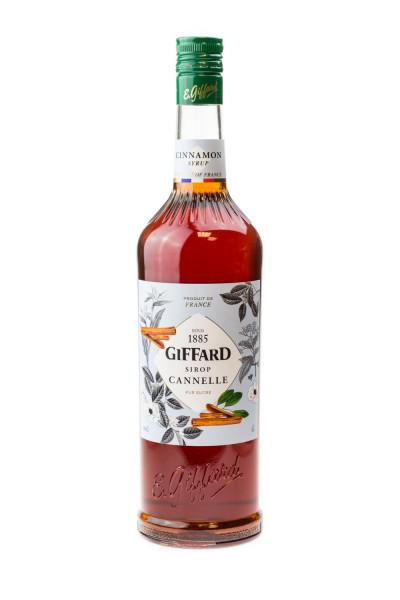 Giffard Zimt Sirup Canelle - 1 Liter