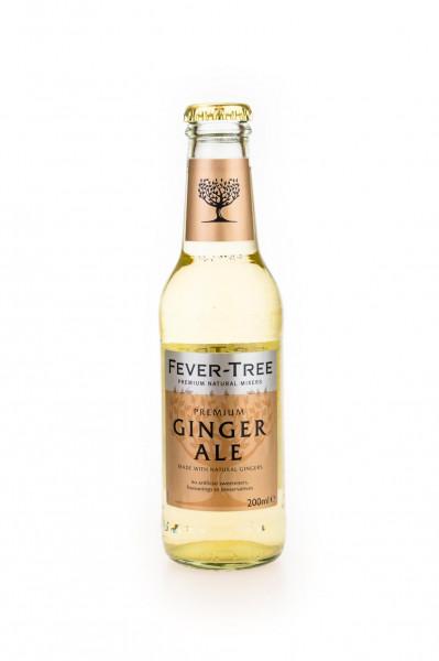Fever Tree Ginger Ale - 0,2L