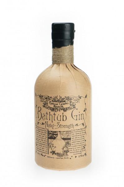 Ableforth Bathtub Gin Navy Strength - 0,7L 57% vol