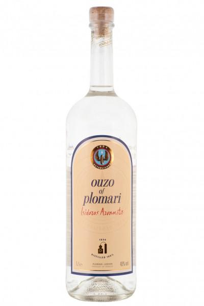 Ouzo Plomari - 1 Liter 40% vol
