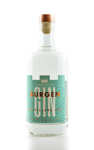 Burgen Gin Distillers Cut - 0,5L 42% vol