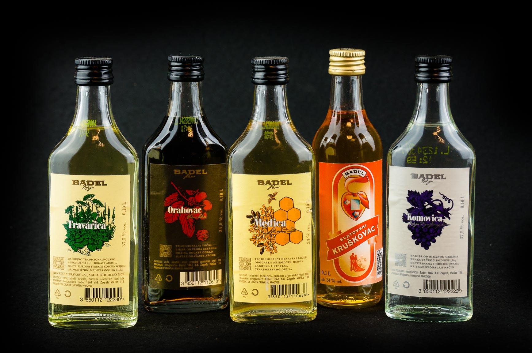 Spirituosen aus Kroatien von Badel | CONALCO®