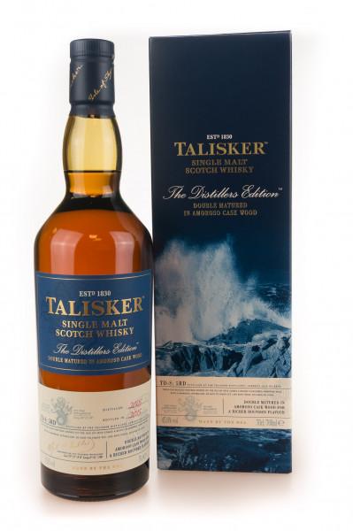 Talisker Distillers Edition 2005/2015 Single Malt Scotch Whisky - 0,7L 45,8% vol