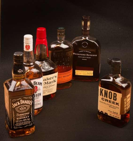 Bourbon-Whisky-U