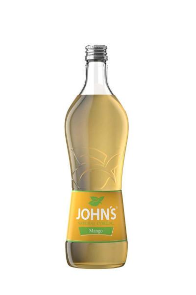 Johns Mango Sirup - 0,7L