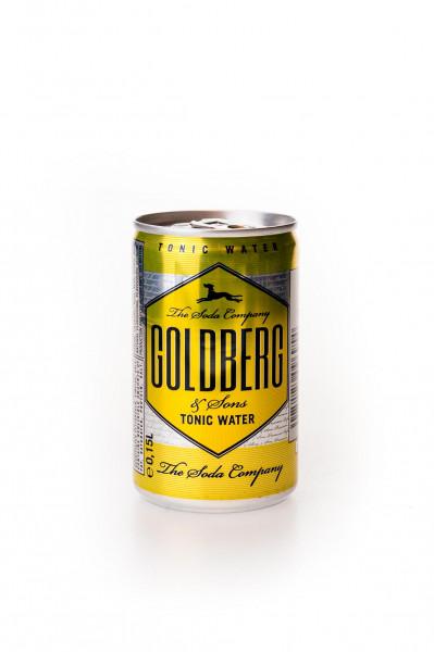 Goldberg Tonic Water - 0,15L