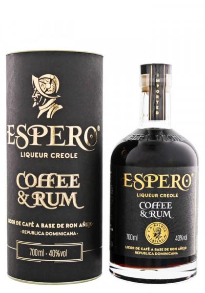 Espero Liqueur Creole Coffee & Rum - 0,7L 40% vol