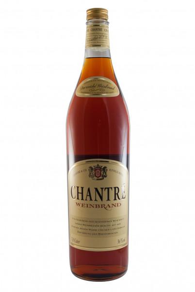 Chantre, 3 Liter Flasche, Weinbrand - 36% vol - (3L)