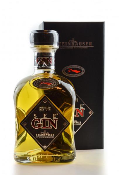 Steinhauser See Gin Grand Marnier fassgereift - 0,7L 42% vol