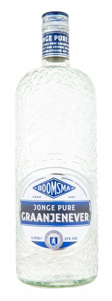 Boomsma Jonge Pure Graanjenever - 1 Liter 35% vol