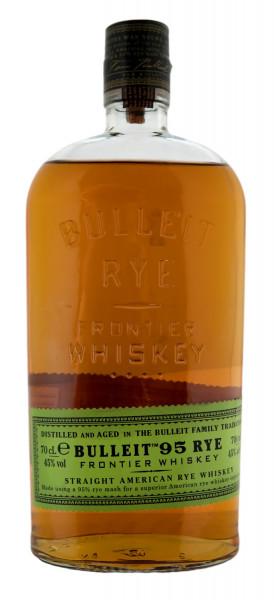 Bulleit Rye Straight 95% Rye Mash Whiskey - 0,7L 45% vol
