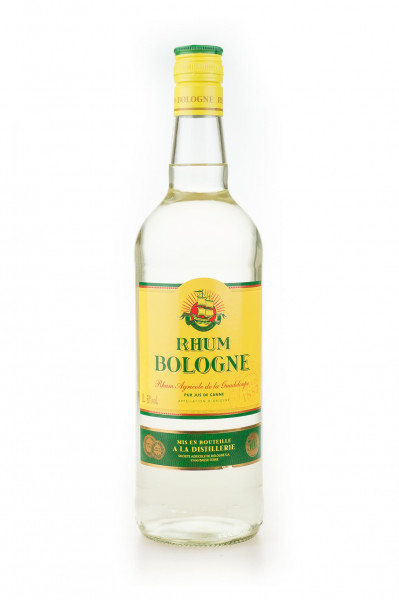 Bologne 50 Rhum Agricole - 1 Liter 50% vol