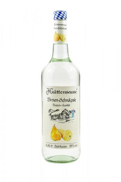 Hüttensause Birnen Schnäpsle - 1 Liter 35% vol