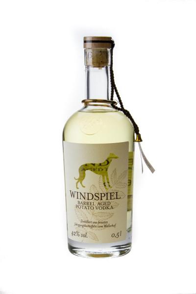 Windspiel Barrel Aged Potato Wodka - 0,5L 42% vol