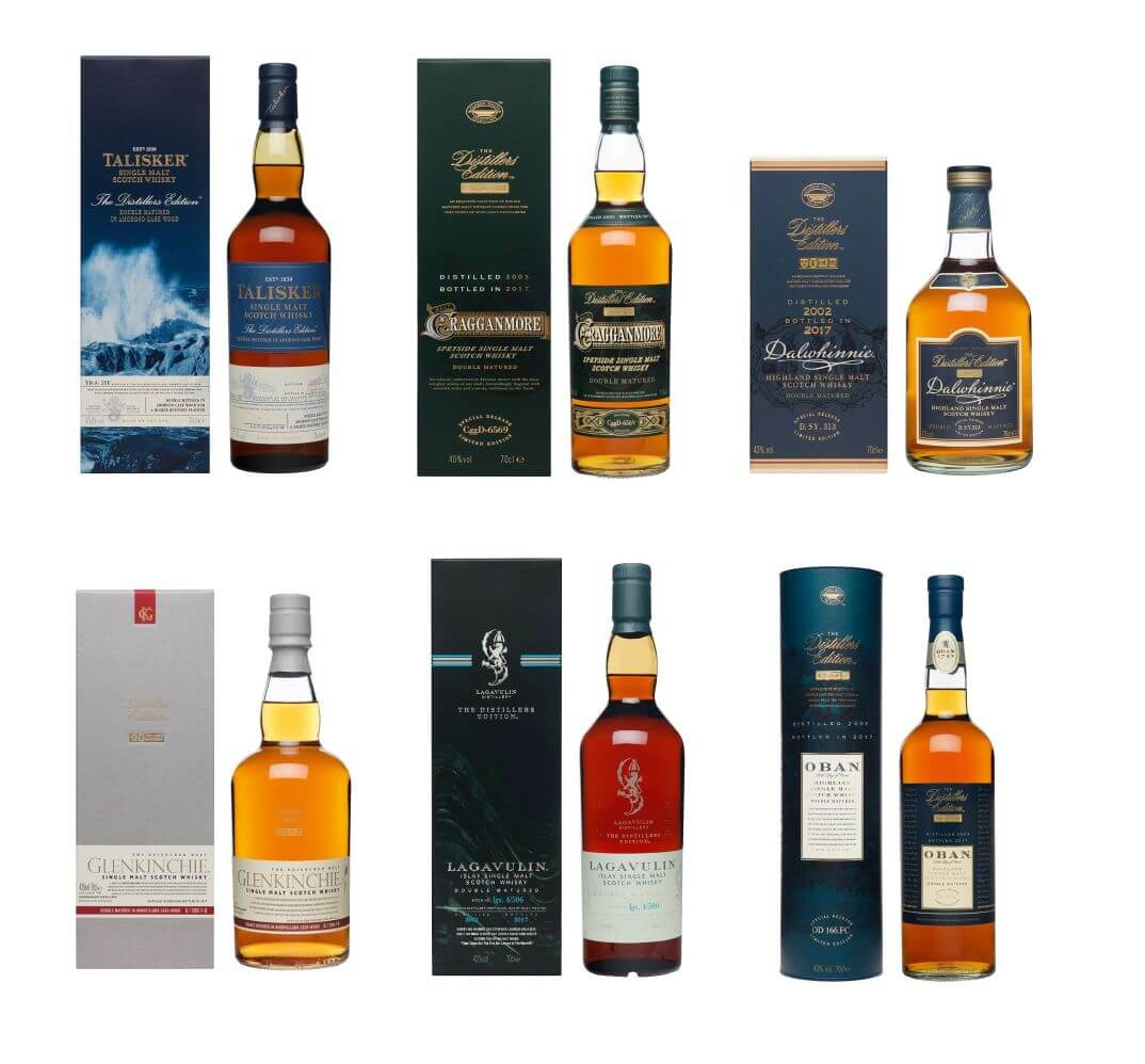 Alle Distillers Editions