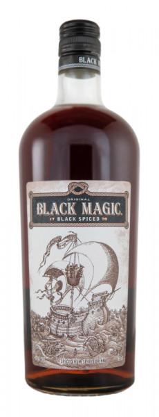 Black Magic Spiced Rum - 0,7L 40% vol