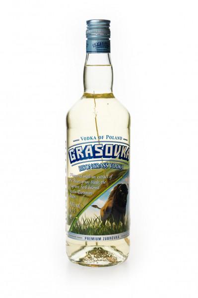 Grasovka Bisongrass Vodka - 0,7L 38% vol