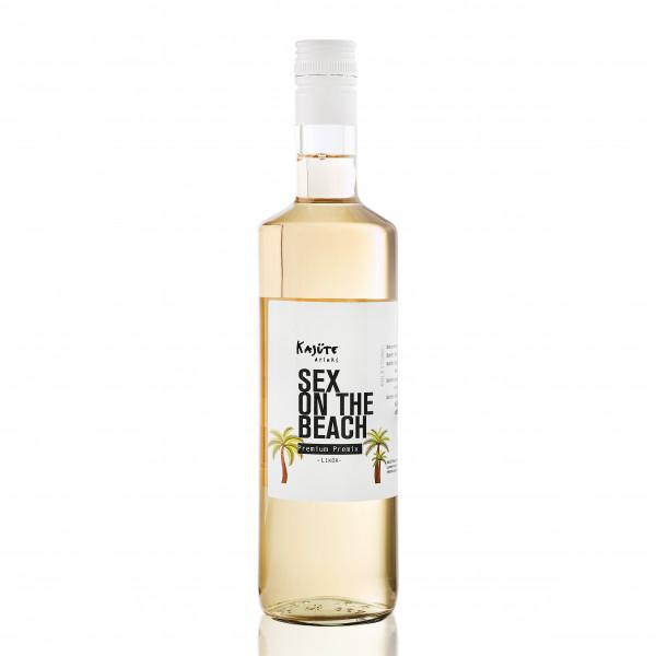 Kajüte Drinks Cocktail Premium Premix Sex on the Beach - 0,7L 18% vol