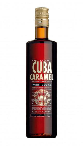 CUBA Vodka Caramel Lik