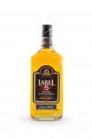 Label 5, Blended Scotch Whisky - 40% vol - (0,7L)