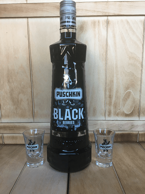 Puschkin Black Barries