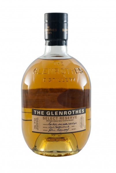 Glenrothes Select Reserve, Speyside Scotch Whisky - 43% vol - (0,7L)