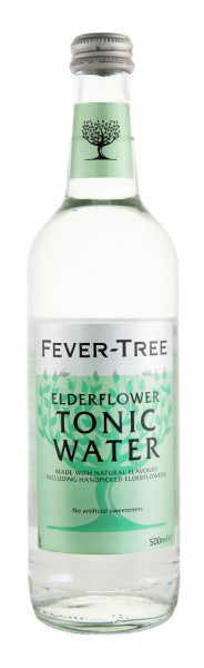 Fever Tree Elderflower Tonic Water - 0,5L