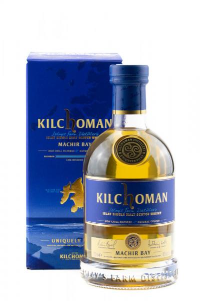 Kilchoman Machir Bay Islay Single Malt Scotch Whisky - 0,7L 46% vol