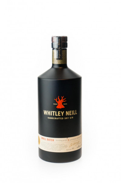 Whitley Neill London Dry Gin - 1 Liter 43% vol
