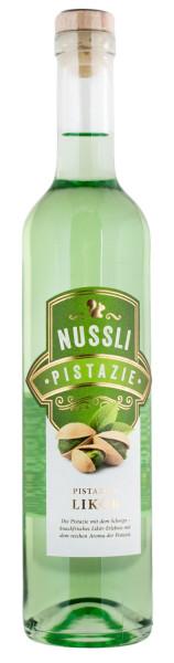 Nussli Pistazie Likör - 0,5L 20% vol