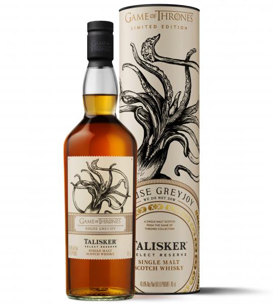House Greyjoy Talisker Select Reserve Single Malt Scotch Whisky - 0,7L 45,8% vol