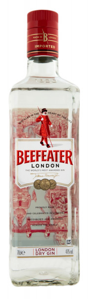 Beefeater London Dry Gin - 0,7L 47% vol