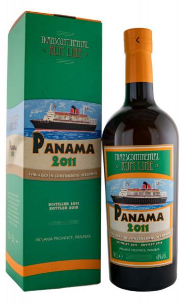 Panama 2011 Transcontinental Rum Line - 0,7L 43% vol