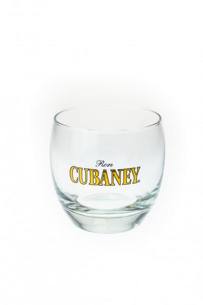 Ron Cubaney Barrel Glas