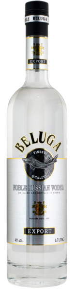 Beluga Noble Russian Vodka - 0,7L 40% vol