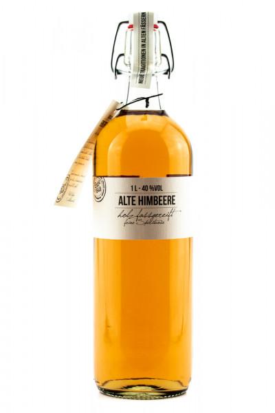 Birkenhof Fasslagerung Alte Himbeere - 1 Liter 40% vol