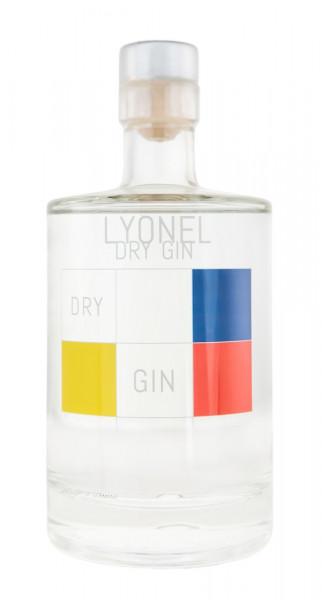 Lyonel Bio Dry Gin - 0,5L 50% vol