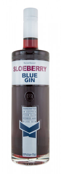 Reisetbauer Blue Gin Sloeberry Limited Edition - 0,7L 28% vol