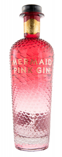 Mermaid Pink Gin - 0,7L 38% vol