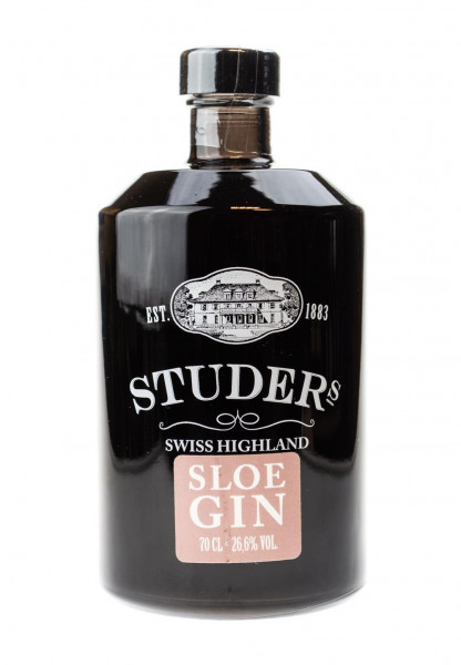 Studer Sloe Gin - 0,7L 26,6% vol